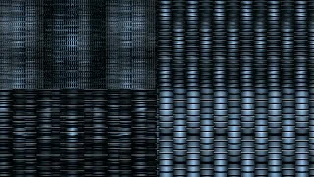 Dark Futuristic Backgrounds Package: Stock Motion Graphics
