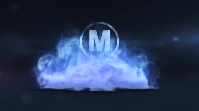 Smoke Logo 1: After Effects Templates