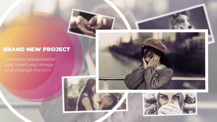 Happy Elegant Slideshow: Premiere Pro Templates