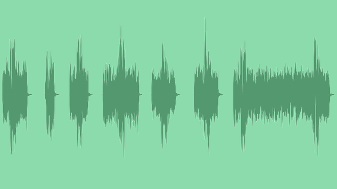 White Noise: Sound Effects