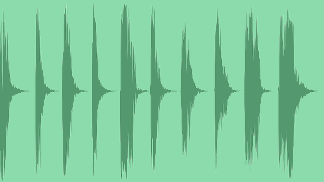 Big Transitions: Sound Effects