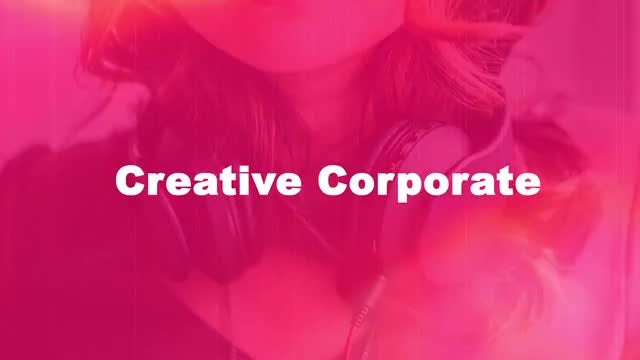 The Minimal Corporate: After Effects Templates