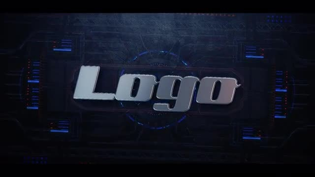 Industrial  Logo: After Effects Templates