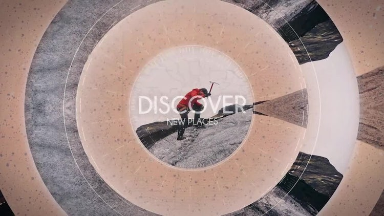 The Explorer: After Effects Templates