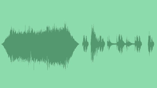 Domestic SFX Pack: Sound Effects