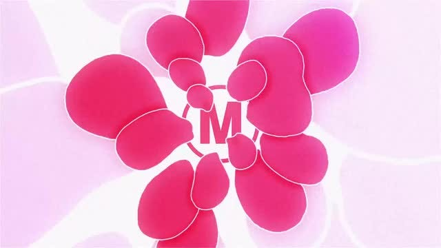 Growing Rose Logo Reveal: After Effects Templates
