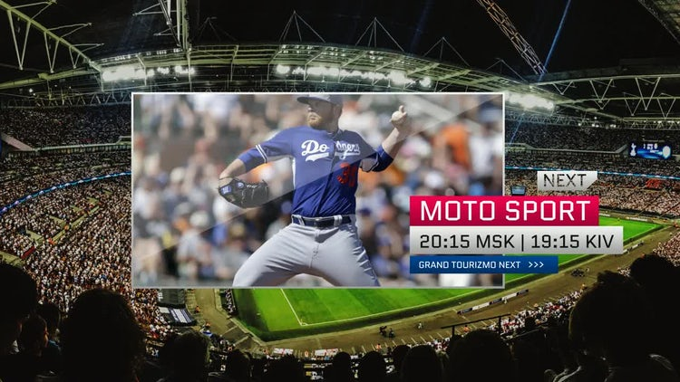 Elements For Sport: After Effects Templates