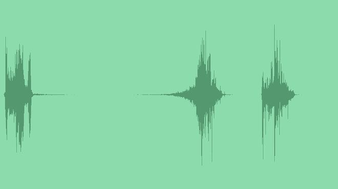 Action Glitch: Sound Effects