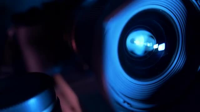 Camera: Stock Video
