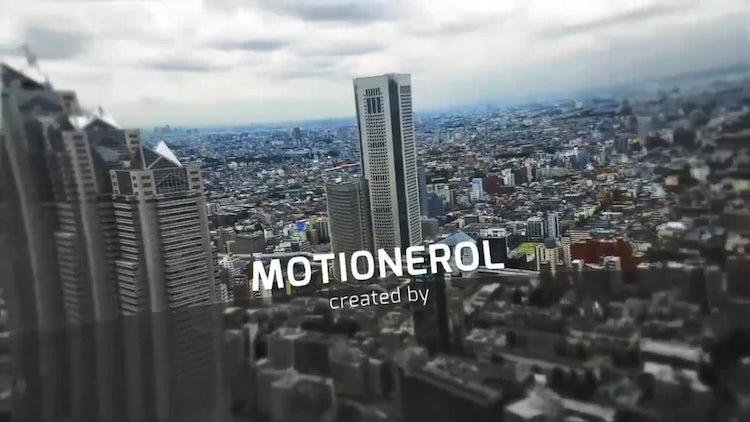 Optics Slideshow: After Effects Templates