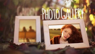 Garden Photo Gallery: After Effects Templates