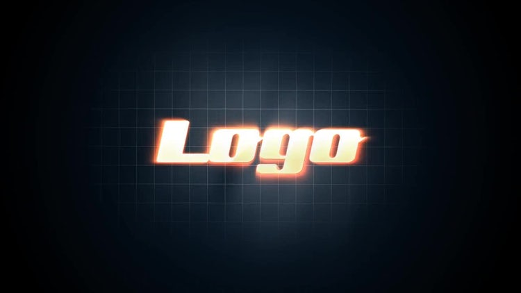 Tech Futuristic Logo: After Effects Templates