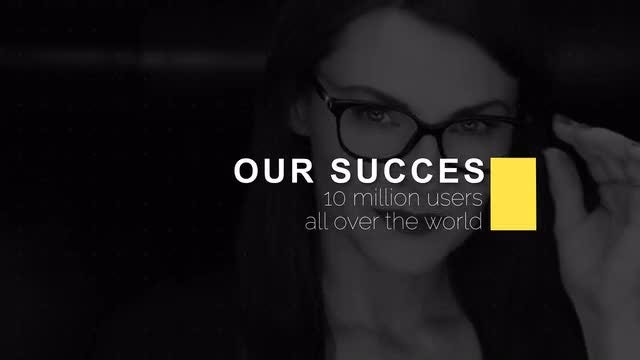 Quality Business Advert: After Effects Templates