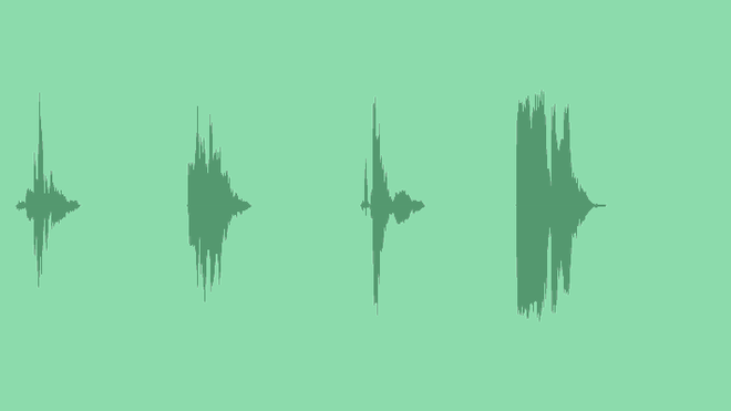 Gain Item - Tally: Sound Effects