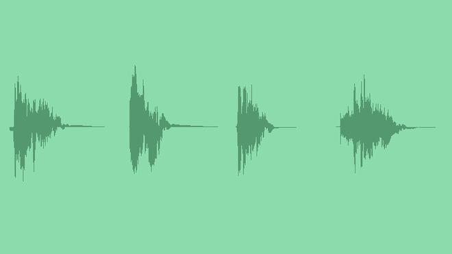 Hitek Computer: Sound Effects
