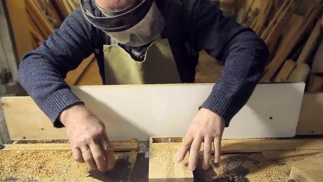 Wood Work: Stock Video
