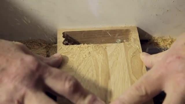 Carpentry Machine: Stock Video