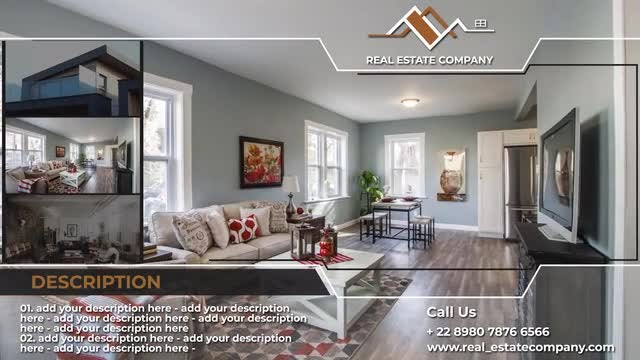 Real Estate - Single Property: After Effects Templates
