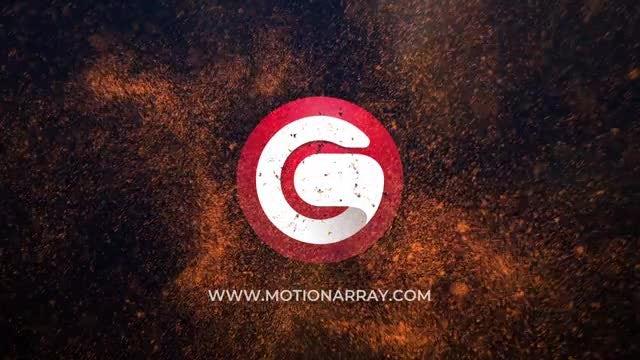 Particle Logo Reveal: Premiere Pro Templates