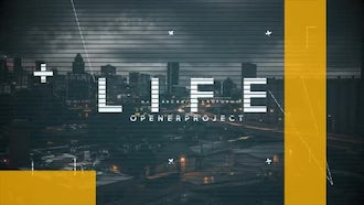 Opener Life: After Effects Templates