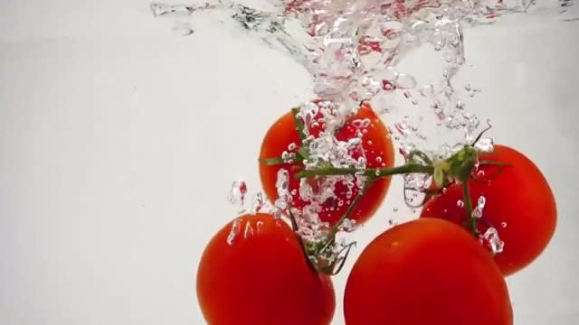 Tomatoes: Stock Video