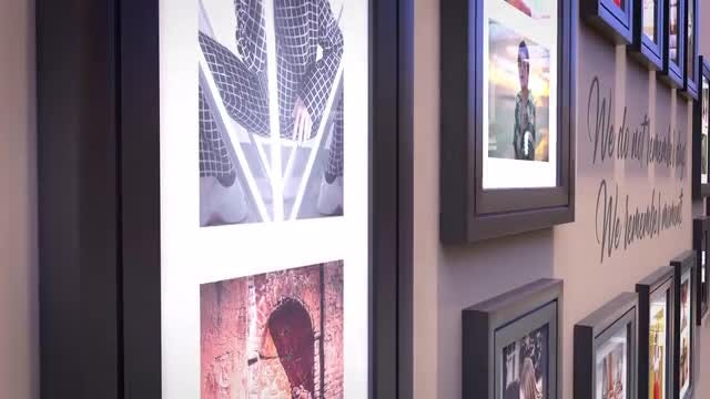 Wall Photo Gallery: After Effects Templates