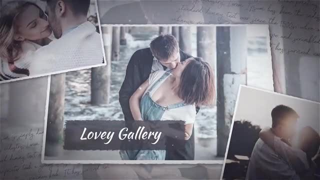 Lovely Gallery: Premiere Pro Templates