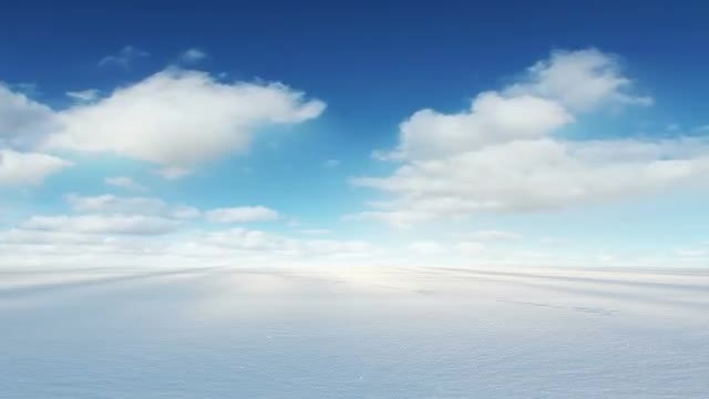 Time Lapse Of Clouds: Stock Video