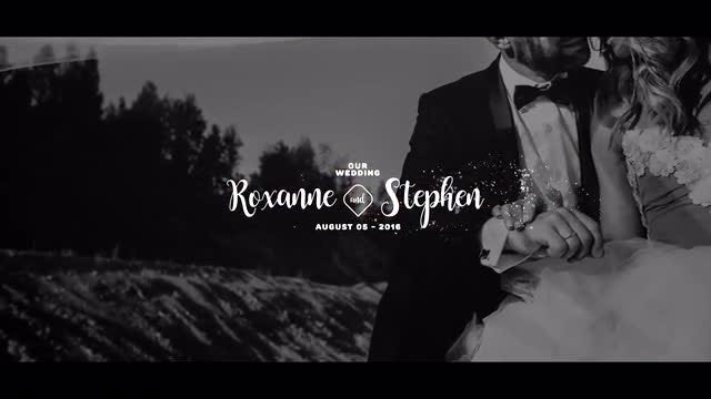 Premium Wedding Titles: After Effects Templates