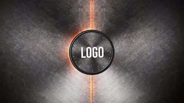Secret Door Logo: After Effects Templates