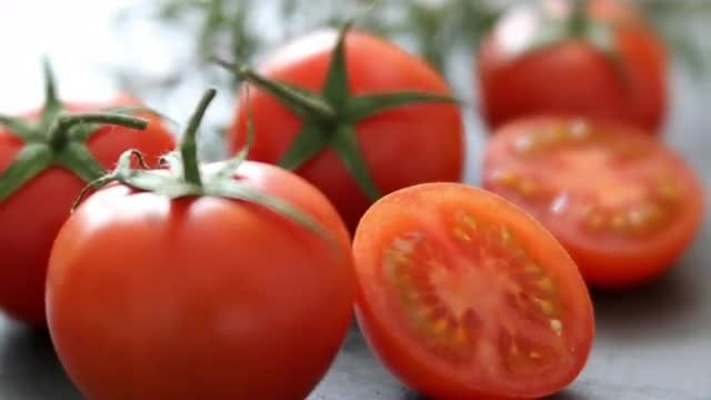 Cherry Tomatoes: Stock Video