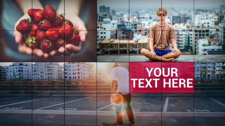 Slide Show: After Effects Templates