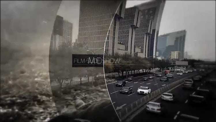 Film Slide Show: After Effects Templates