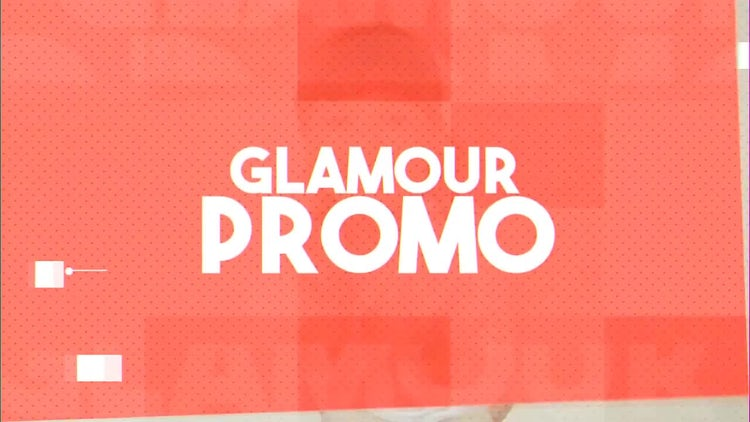 Glamour Promo: After Effects Templates