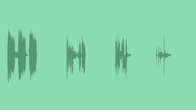 Alien Handheld Device: Sound Effects