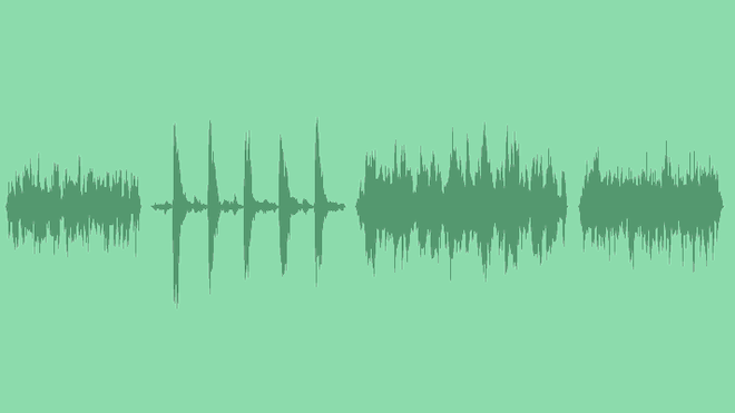 Ambiance Textures: Sound Effects