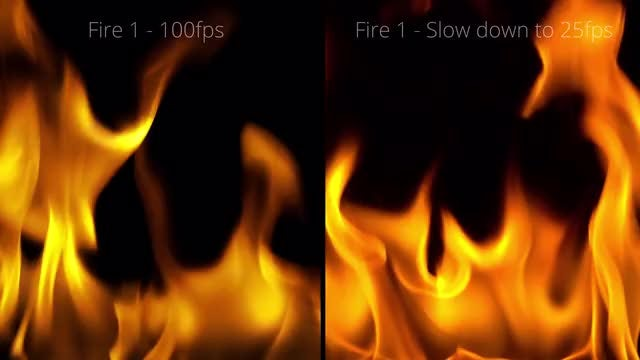 Raging And Flickering Flames Pack: Stock Motion Graphics