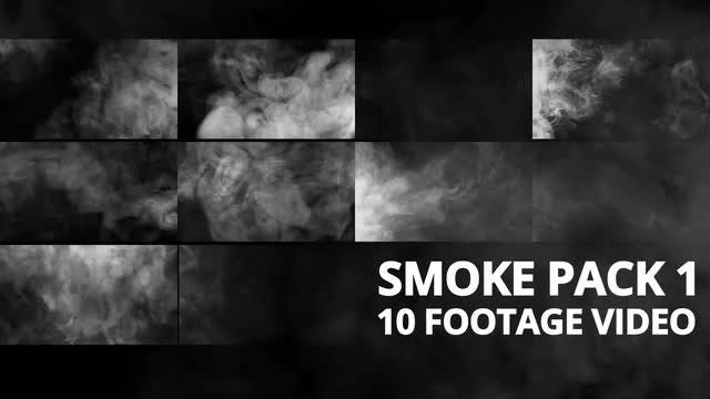 Smoke Pack One: Stock Motion Graphics