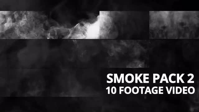 Smoke Pack Two: Stock Motion Graphics