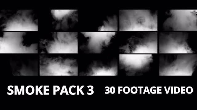 Smoke Pack Three: Stock Motion Graphics