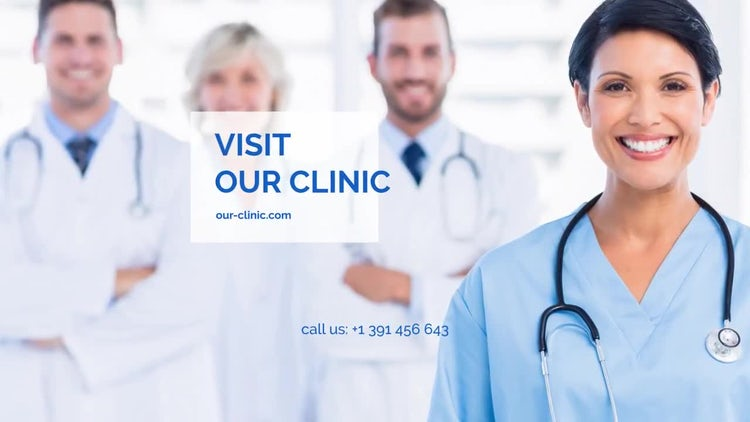 Medical Clinic: After Effects Templates