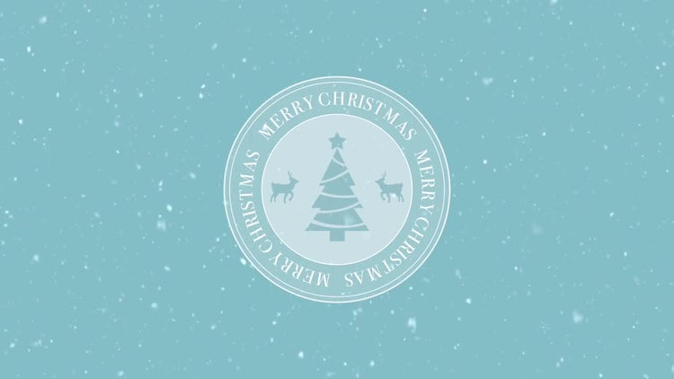 Christmas Loop: Motion Graphics