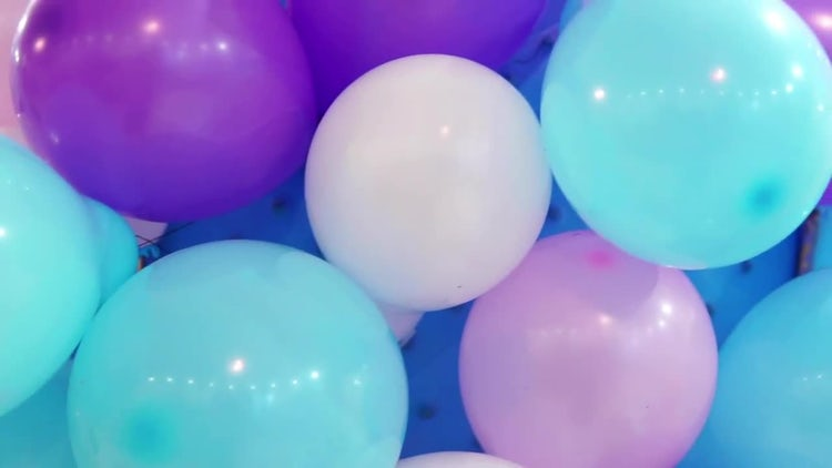 Balloons: Stock Video