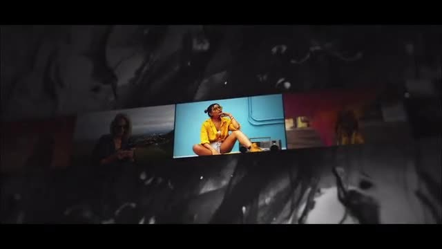 Stylish Fast Slideshow: After Effects Templates