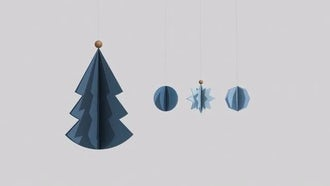 Merry Christmas : Motion Graphics