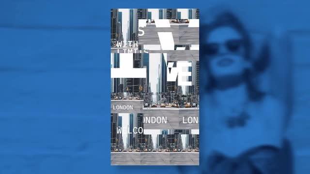 Urban Instagram Opener: Premiere Pro Templates