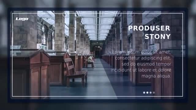Minimal Promo: After Effects Templates