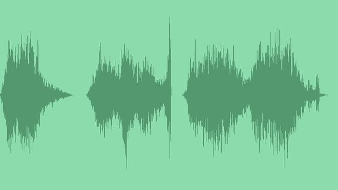Cinematic Suspense Intro: Sound Effects