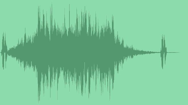 Ethereal Glitch Logo: Royalty Free Music