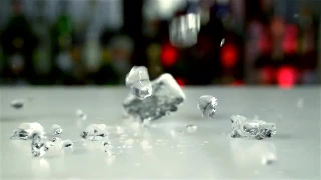 Ice: Stock Video